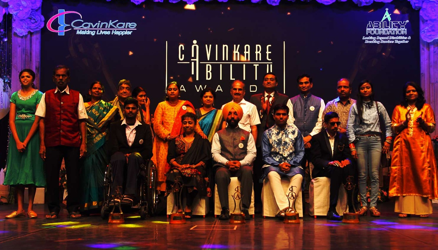 18th CavinKare Ability Awards 2020 for Achievers with Disability