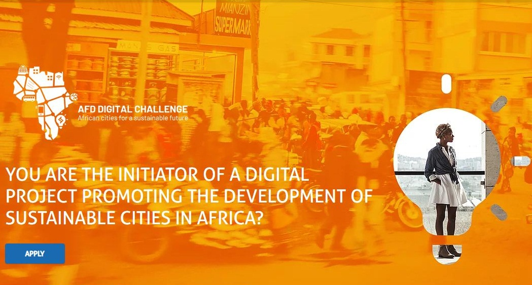 Agence Française de Développement (AFD) Digital Challenge 2019 (€20,000 prize)