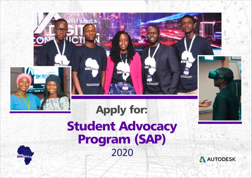 BIM Africa Student Advocacy Program 2020 (Fully-funded to attend International Conference)