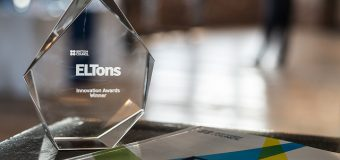 British Council ELTons Innovation Awards 2020 for Innovation in English Language Teaching