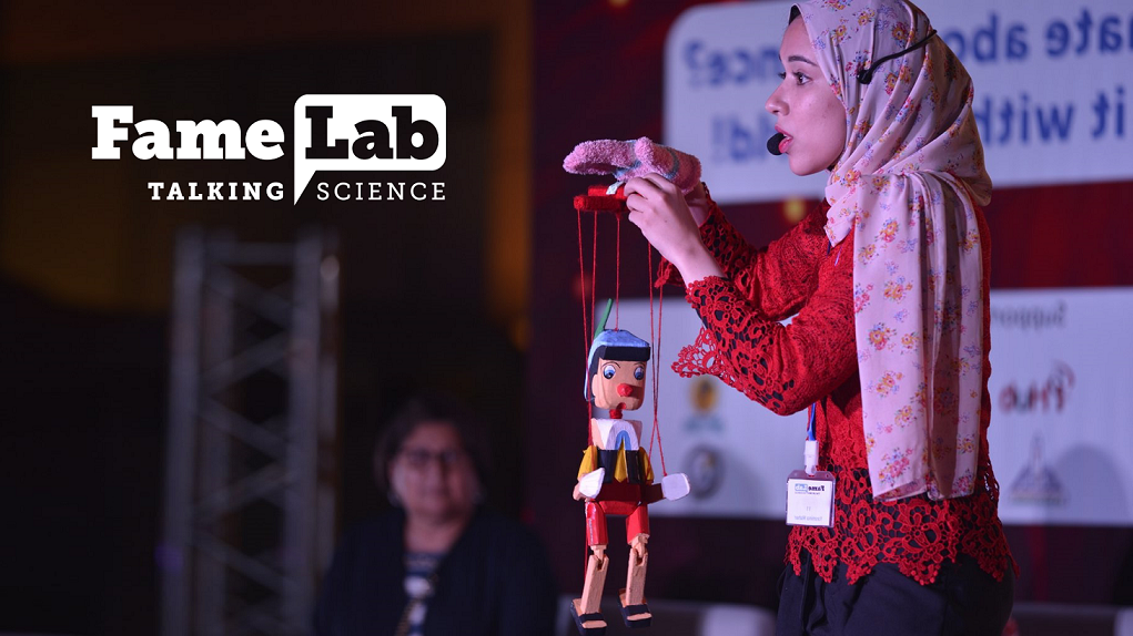 British Council Egypt FameLab Competition 2020 (Win a trip to Cheltenham Science Festival in the UK)