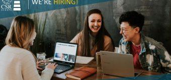 CSR Europe Network Management Internship 2019 in Belgium (Paid position)