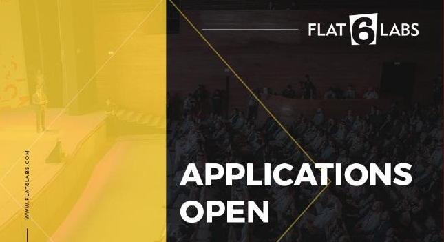 Flat6Labs Cairo Accelerator Program 2020 for Egyptian Entrepreneurs