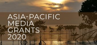 Earth Journalism Network Asia-Pacific Media Grants 2020 (up to $50,000)