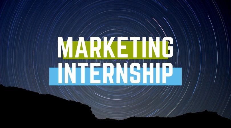 Marketing Internships Summer 2020.Grandiose Marketing Internship Program 2019 For Young