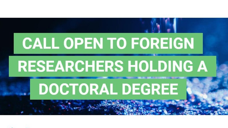 #MakeOurPlanetGreatAgain Postdoctoral Program 2019/2020 for Foreign Researchers