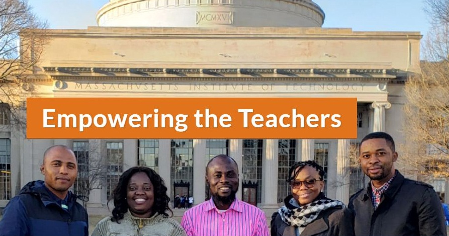 MIT-Empowering the Teachers (MIT-ETT) Program 2020-2021 (Fully-funded)