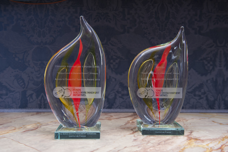 SUEZ-Institut de France Award 2019/2020 (up to €50,000)