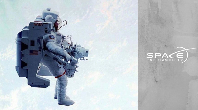 Apply for an All-expense-paid Trip to Space with Space for Humanity!