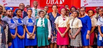 UBA Foundation's National Essay Competition 2019 for Nigerian students (Win N2,000,000 prize)