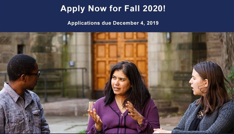 Yale Maurice R. Greenberg World Fellows Program 2020 for Aspiring Leaders (Fully-funded)