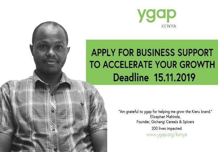 ygap Kenya Accelerator Program 2020 for High Impact Entrepreneurs