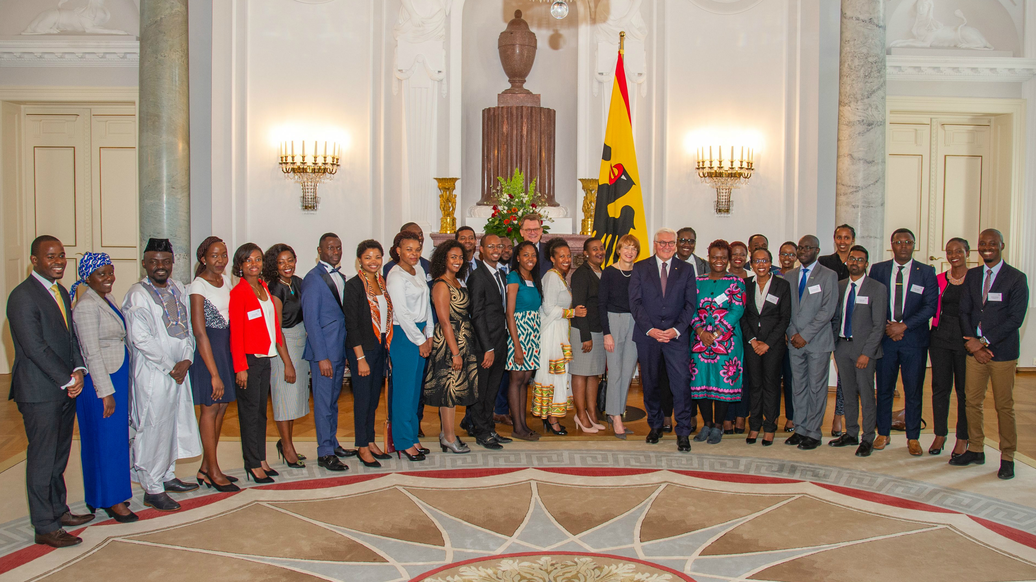 AFRIKA KOMMT! Fellowship Programme 2020-2022 for Future Leaders from Africa (Fully-funded to Germany)