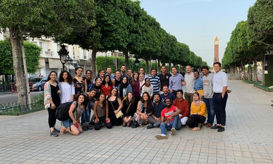 American Middle Eastern Network for Dialogue at Stanford (AMENDS) Conference 2020 (Fully-funded to Jordan)