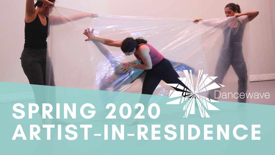 Dancewave Artist-in-Residence Program – Spring 2020 for Emerging Dance Artists in New York City