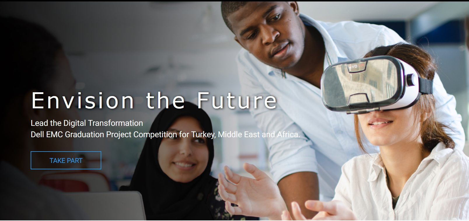 "Dell Technologies Graduation Project Competition ""Envision the Future"" 2019-2020"