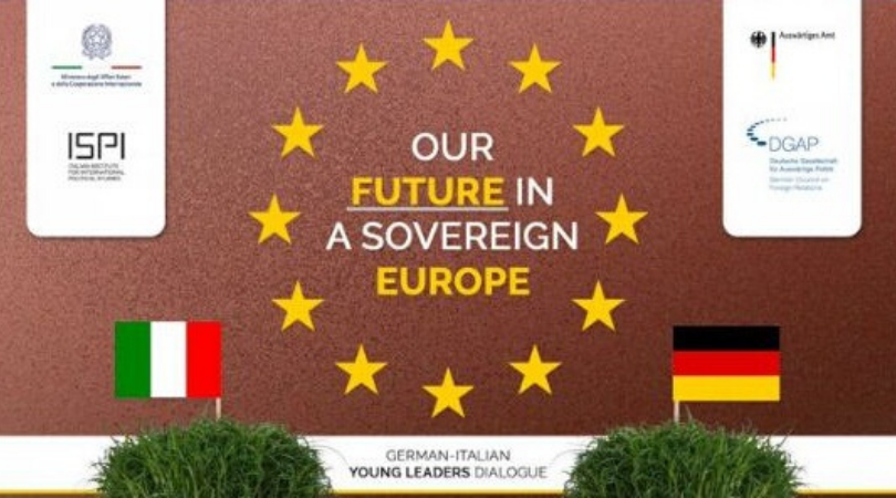 German-Italian Young Leaders Dialogue – Spinelli Forum 2020 (Fully-funded)