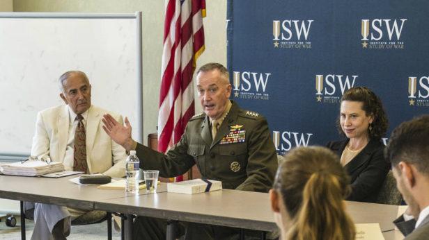 Hertog Foundation War Studies Program 2020 in Washington DC (stipend of $1,500)