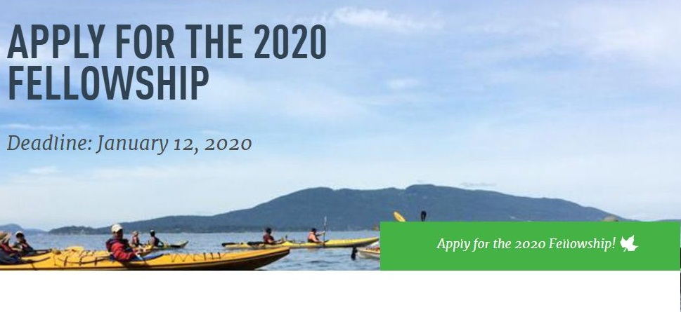 Kinship Conservation Fellowship Program 2020 ($6,000 stipend)