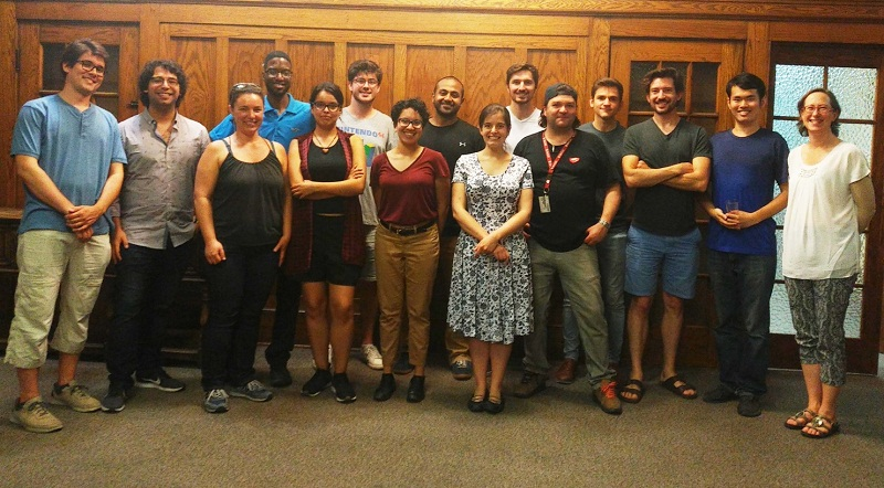 McGill University PhD Program in Quantitative Life Sciences 2020
