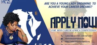 Miss Career Africa Competition 2019/2020 for Young Female Professionals in West Africa