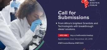 Apply to Pitch for $25,000 at the Next Einstein Forum Innovation Salon in Nairobi