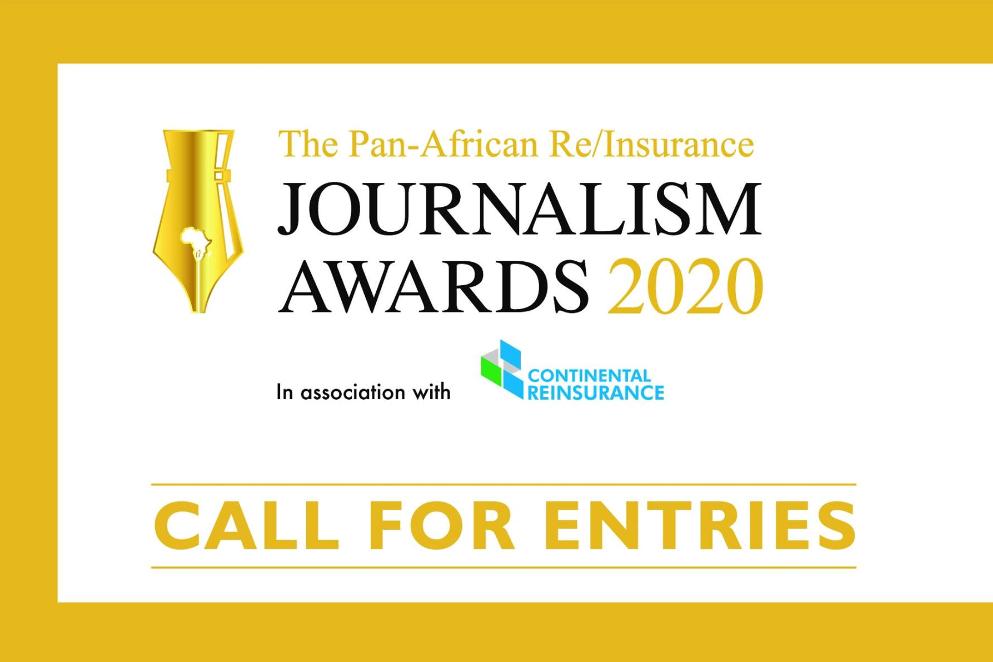 Pan African Re/Insurance Journalism Awards 2020