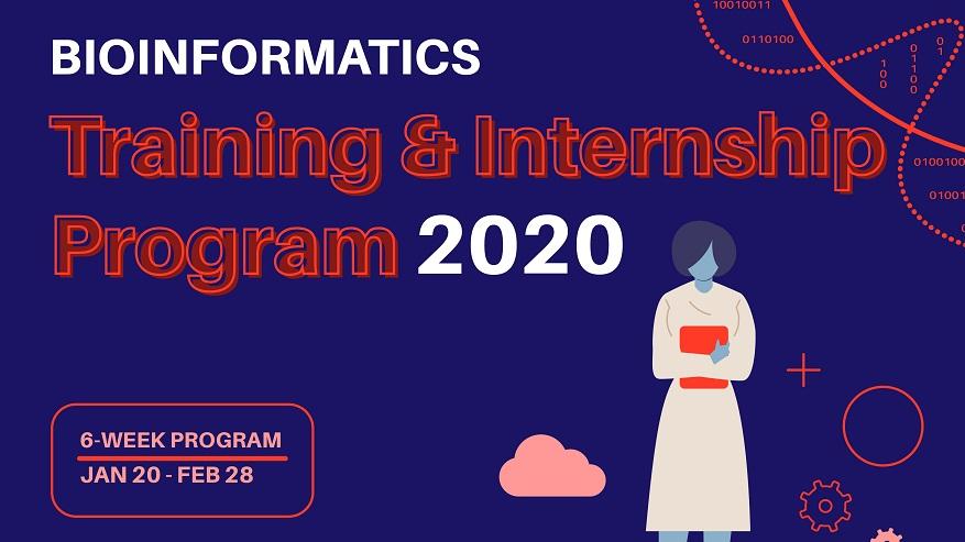 Philippine Genome Center (PGC) Bioinformatics Training and Internship Program 2019-2020