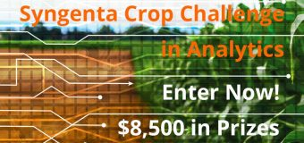 Syngeta Crop Challenge in Analytics 2020 ($8,500 in prizes)