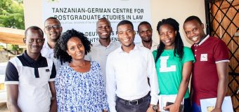 Tanzanian-German Centre for Eastern African Legal Studies (TGCL) LLM Scholarship 2020/2021 (Fully-funded)