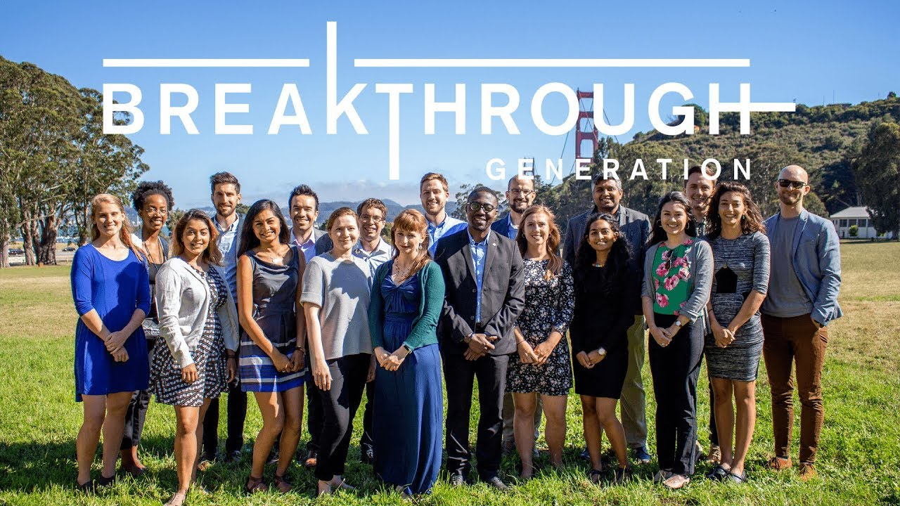 The Breakthrough Institute Generation Fellowship 2020 (Stipend available)