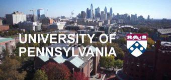 University of Pennsylvania Penn Identity & Conflict Lab Postdoctoral Fellowship 2020/2021 (stipend of $53,000)