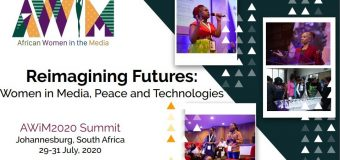 Call for Proposals: African Women in Media (AWiM) Summit 2020 in Johannesburg, South Africa