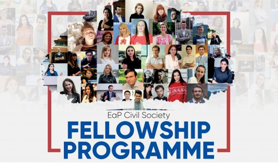 Eastern Partnership Civil Society Fellowship Programme 2020 (up to 5,000 EUR)