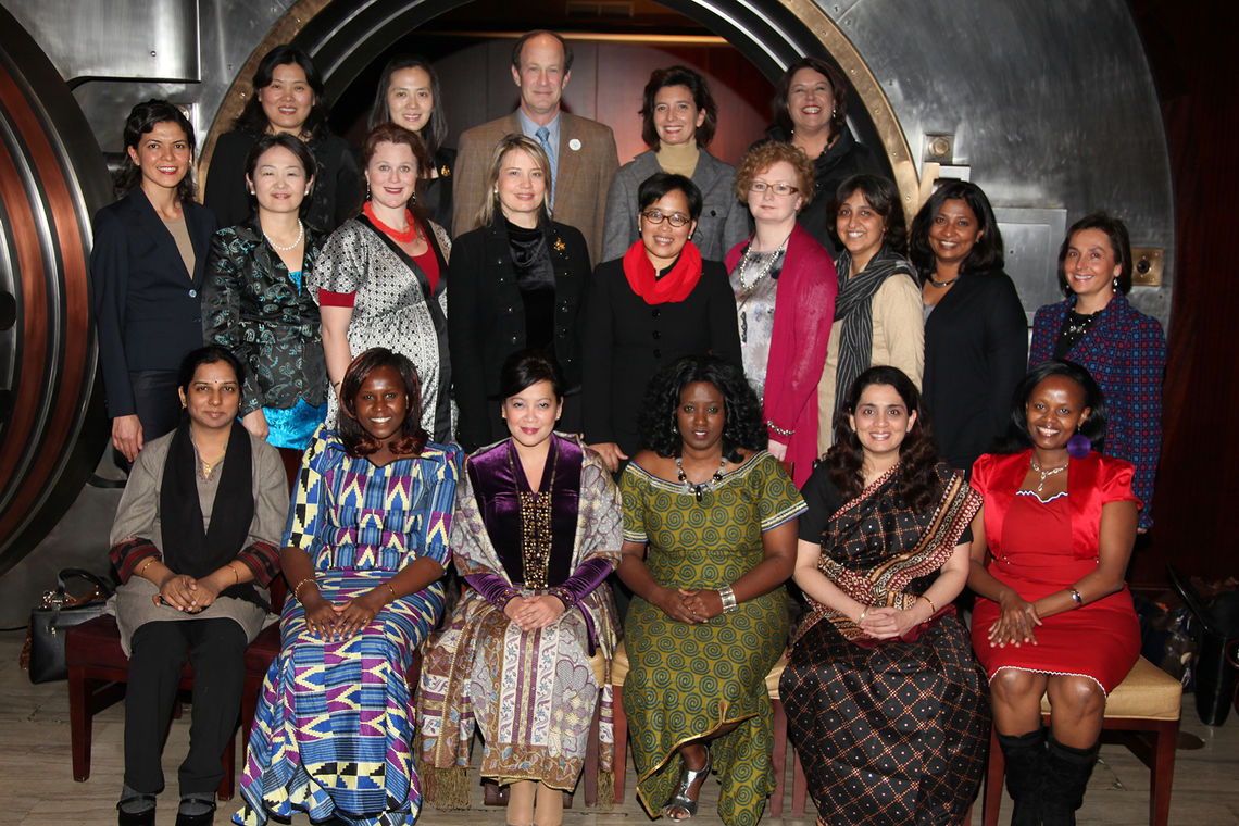 Eisenhower Fellowships (EF) Women's Leadership Program 2020 for Women Change Agents Worldwide