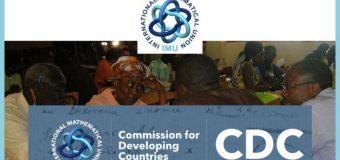 IMU–Simons African Fellowship Program 2020 (up to $5,000)