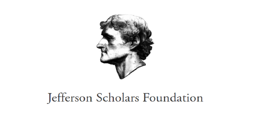 Jefferson Scholars Foundation National Fellowship Program 2020 (stipend of $25,000)