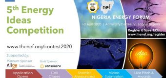 NEF 5th Africa Energy Innovation Competition 2020 for Early-stage Energy Entrepreneurs (USD $5,000 prize)