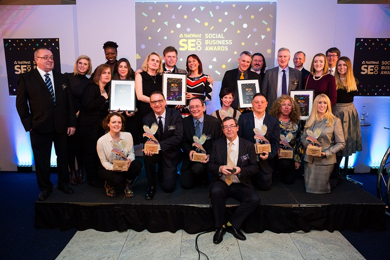 NatWest SE100 and Social Business Awards 2020 for Social Enterprises in the UK