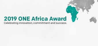 ONE Africa Award 2019 for Sustainable Development Goals Advocacy (Up to US$100,000)