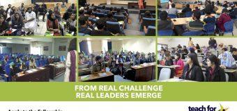 Teach For Pakistan Fellowship Program 2020 (Paid)