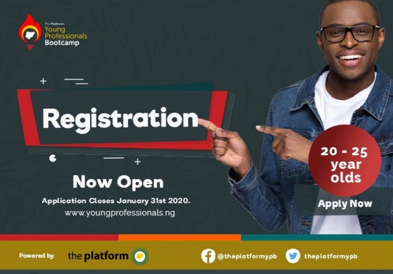 The Platform Nigeria Young Professionals Bootcamp (YPB) 2020