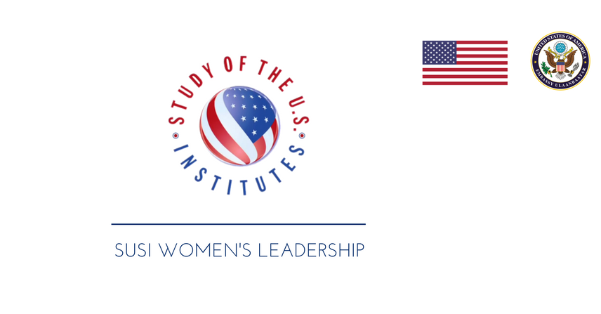 U.S. Mission Uganda – SUSI for Student Leaders on Women's Leadership 2020 (Fully-funded to the US)