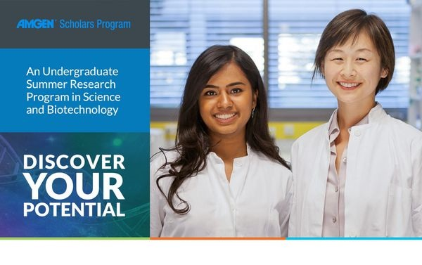 Amgen Scholars Asia Program 2020 for Undergraduate Students (Funding available)