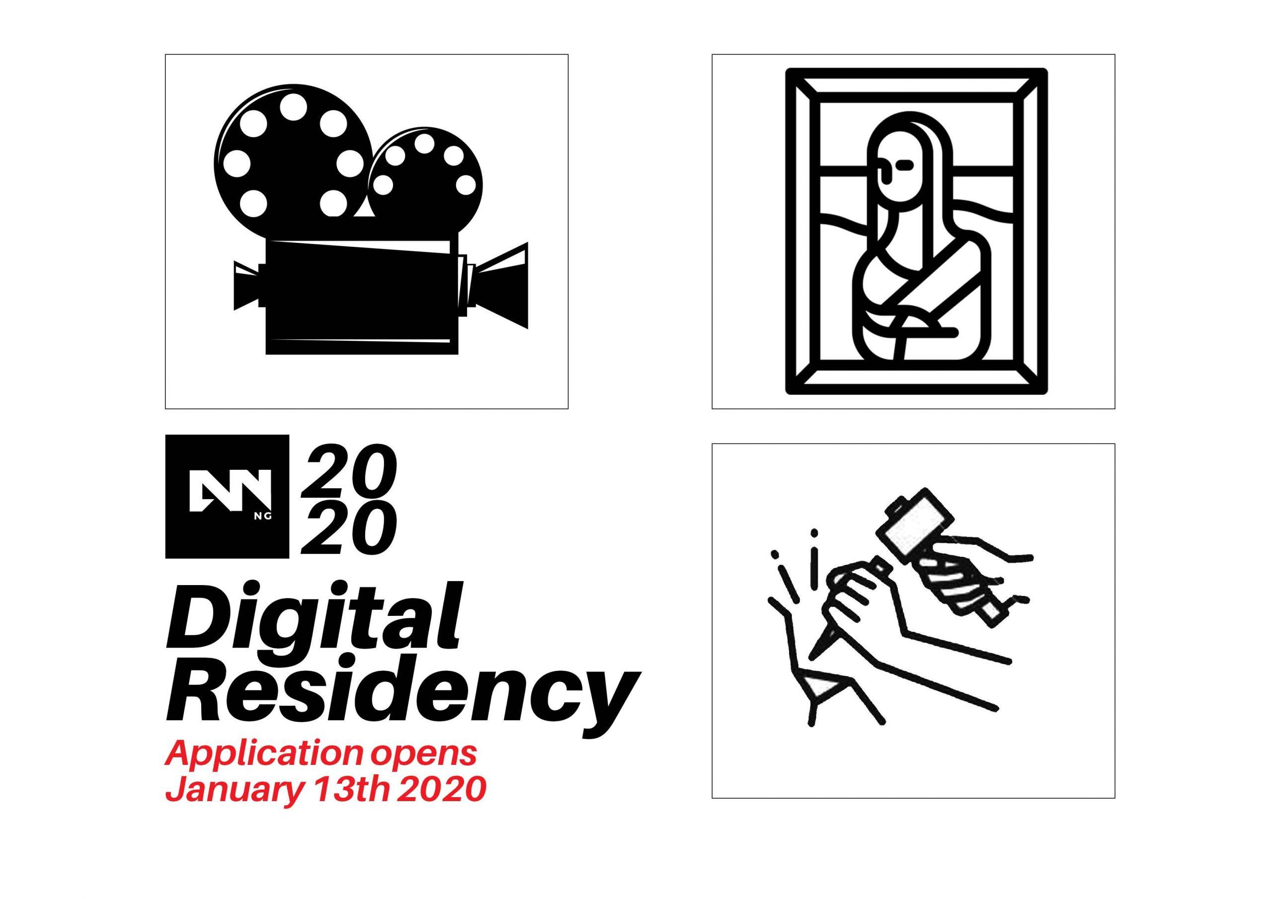 Artnoise Digital Program 2020 for Creatives (fully-funded)