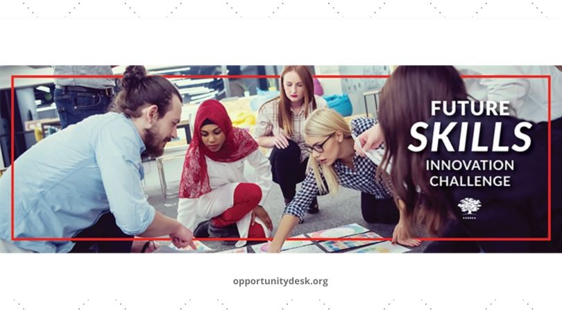 Ashoka/HSBC Future Skills Innovation Challenge 2020 for Social Entrepreneurs (up to $25k cash prize + support & mentoring)