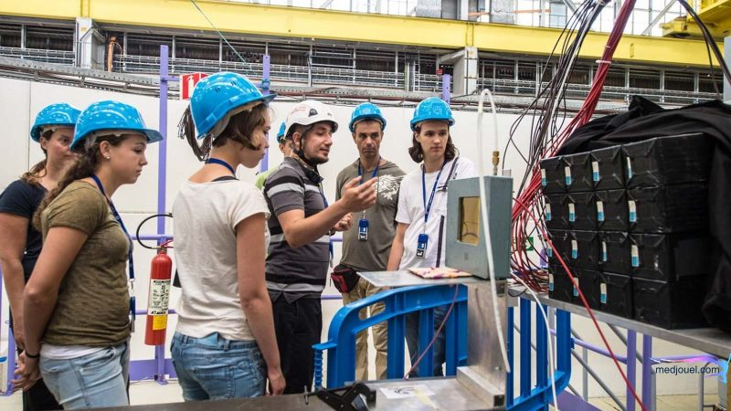 CERN Beamline for Schools (BL4S) International Competition 2020 for High School Students (Win a trip to Germany)
