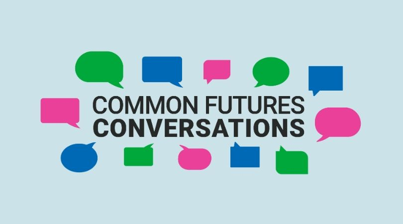 Common Futures Conversations: Join the Community of Young People from Africa and Europe