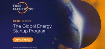 Free Electrons Global Energy Startup Program 2020 (Fully-funded)