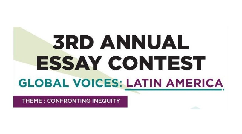 Michigan State University Global Voices Essay Contest 2020 for Latin America